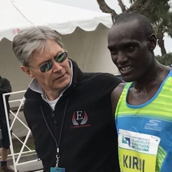 Chris Mengel & Weldon Kirui
